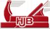 HJB Byggeforretning alternativt logo (høvl)