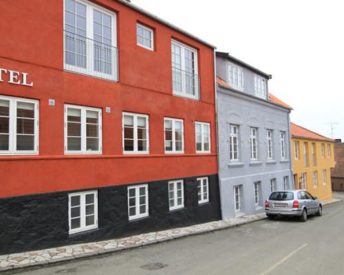 Grønbechs Hotel Sidefløj